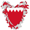 Escudo de Bahrein