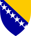 Escudo de Bosnia y Hercegovina