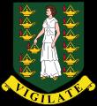 Escudo de Virginia Inglesa