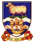 Escudo de Islas Falkland