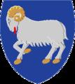 Escudo de Islas Faroe