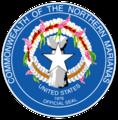 Escudo de Islas Marianas del Norte