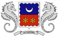Escudo actual de Mayotte