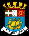 Escudo de San Pedro y Miquelon