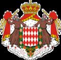 Escudo de Monaco