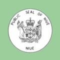 Escudo de Niue