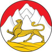 Escudo de Osetia del Norte