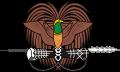 Escudo de Papua Nueva Guinea