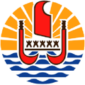 Escudo de Polinesia Francesa