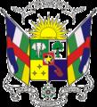 Escudo de República Centro Africana