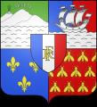 Escudo de Isla Reunión
