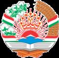 Escudo de Tadjikistan