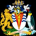 Escudo de Territorio antártico Británico