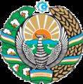 Escudo de Uzbequistán