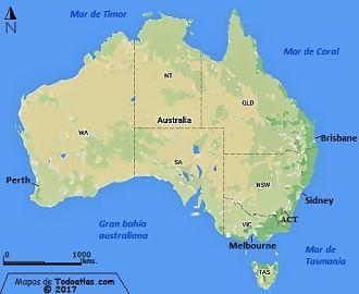 Nombre australia