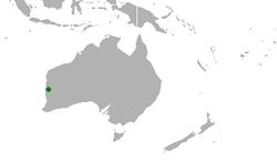 Mapa de Principado de Hutt River actualizado